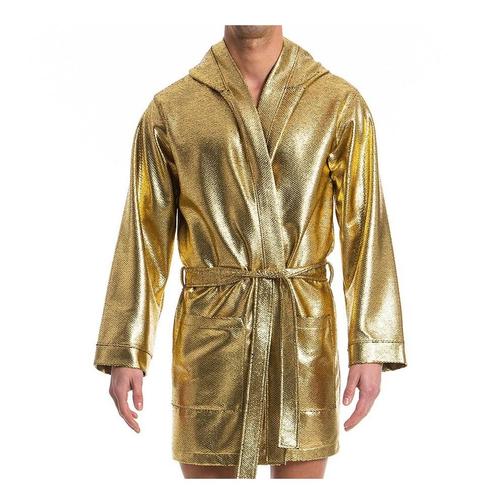MEN'S ROBE GOLD 16751