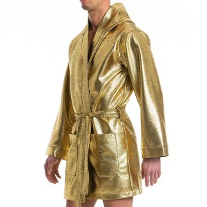 MEN'S ROBE GOLD 16751