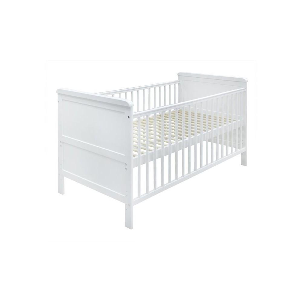 Baby Bed EVA  White