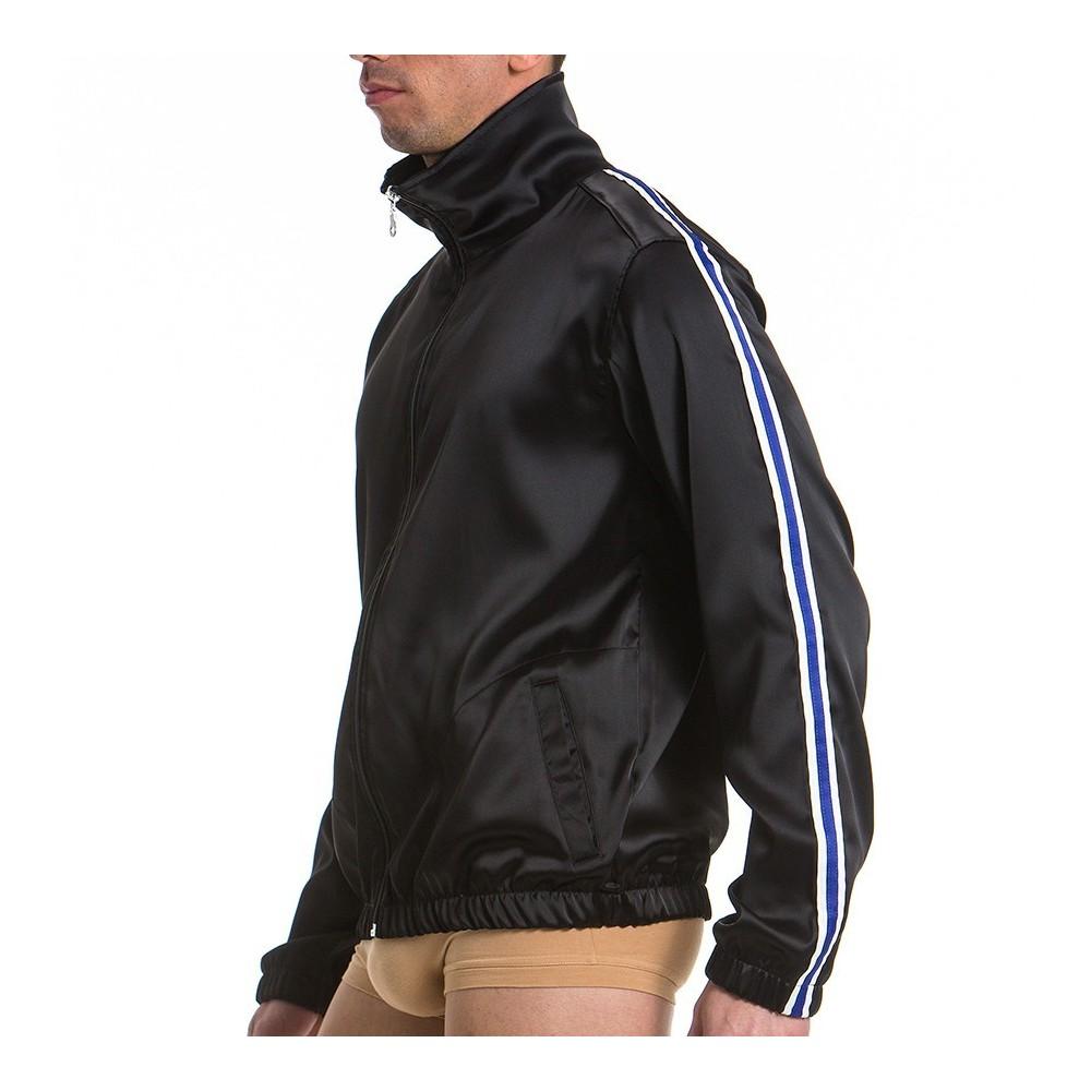 90's Men's Jacket Black