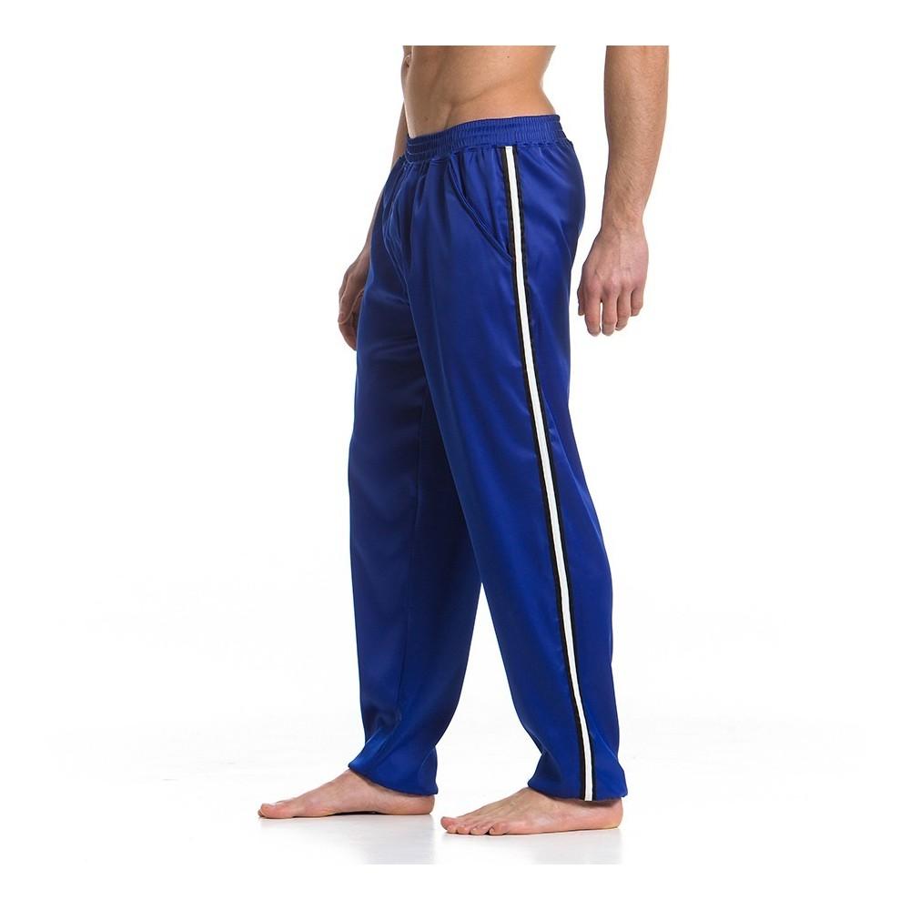 90's men's pants blue