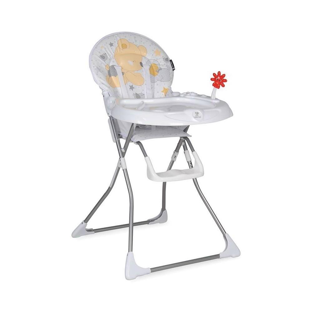 Feeding Chair JOLLY Grey ZAZA