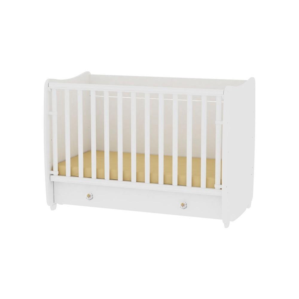 Bed DREAM 60x120 White