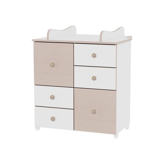 Cupboard White/Oak