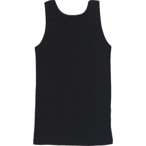 Men's tanktop Black 1970