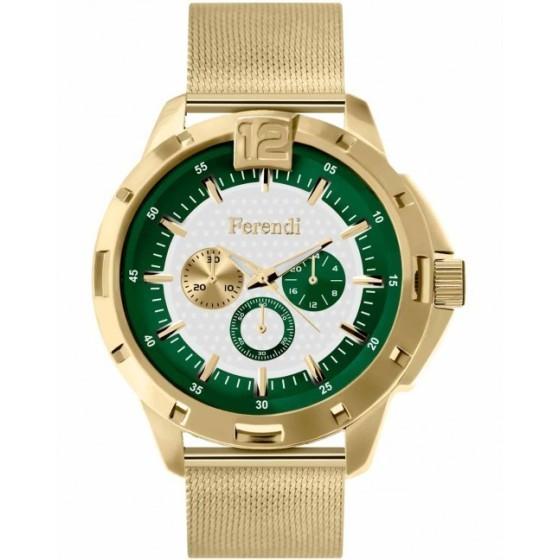 Γυναικείο ρολόϊ με μεταλλικό λουρί Ferendi Glee 1212-114B