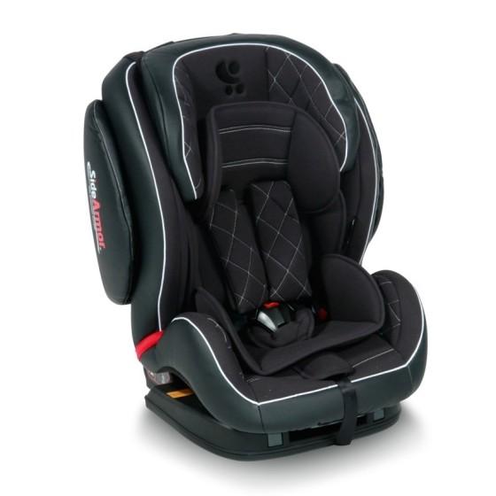 Κάθισμα αυτοκινήτου MARS+SPS Isofix Black Leather 9-36Kg