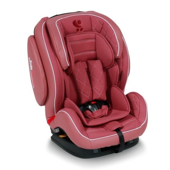 Car Seat MARS+SPS Isofix Rose Leather  9-36Kg