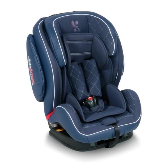Κάθισμα αυτοκινήτου MARS+SPS Isofix Dark Blue Leather