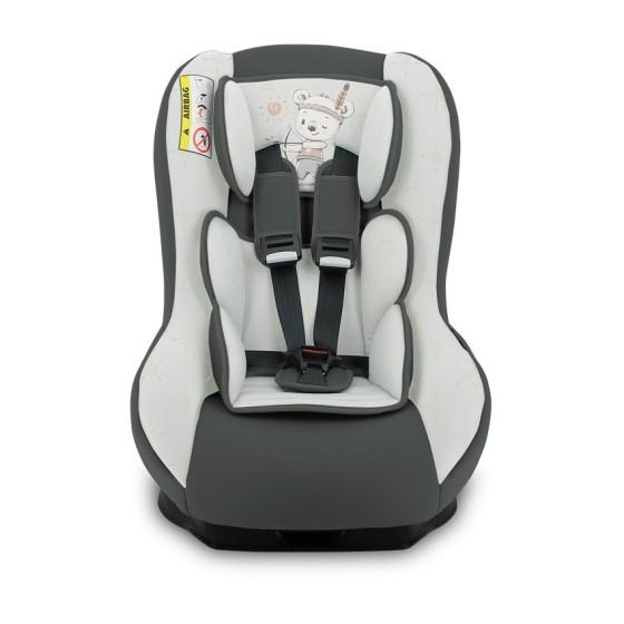 Παιδικό Καθισμα Αυτοκινήτου BETA PLUS Grey Indian Bear
