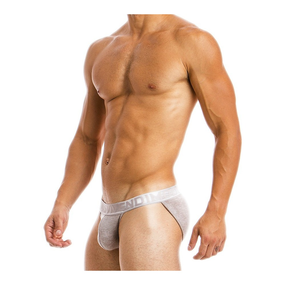 MOHAIR TANGA BRIEF 03714_camel