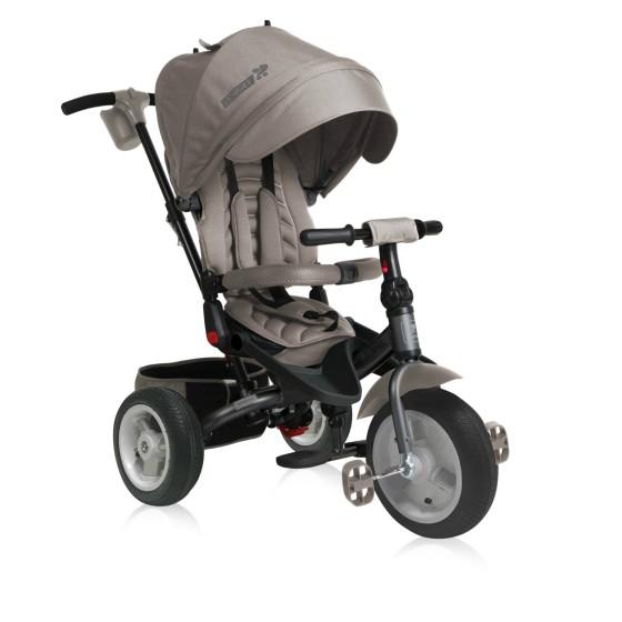 Παιδικό Τρίκυκλο Ποδήλατο JAGUAR Air Wheels Ivory