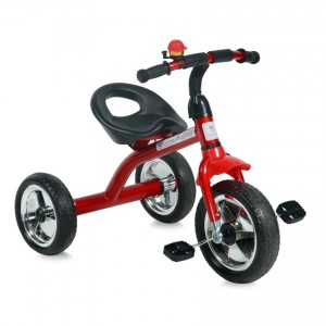 Children's Tricycle A28 Red&Black