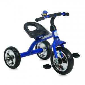 Children's Tricycle A28 Blue&Black