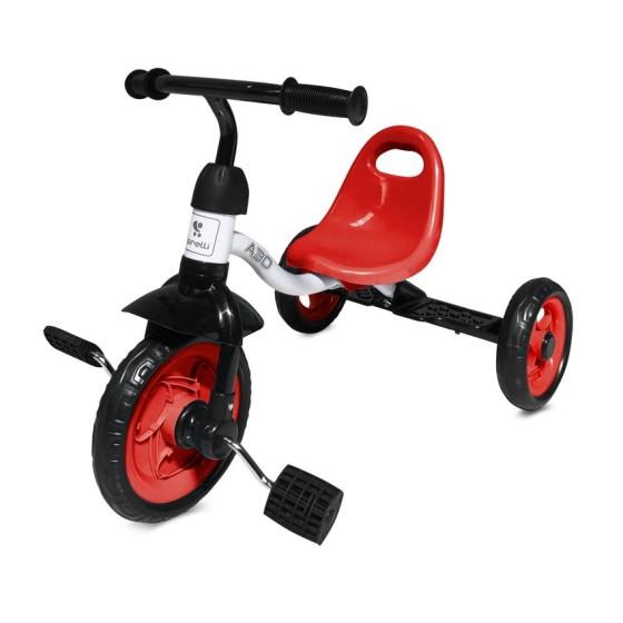 Παιδικό Τρίκυκλο Ποδήλατο A30 Red&White