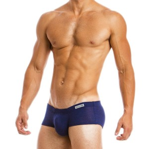 Men's low brief 03721_marine