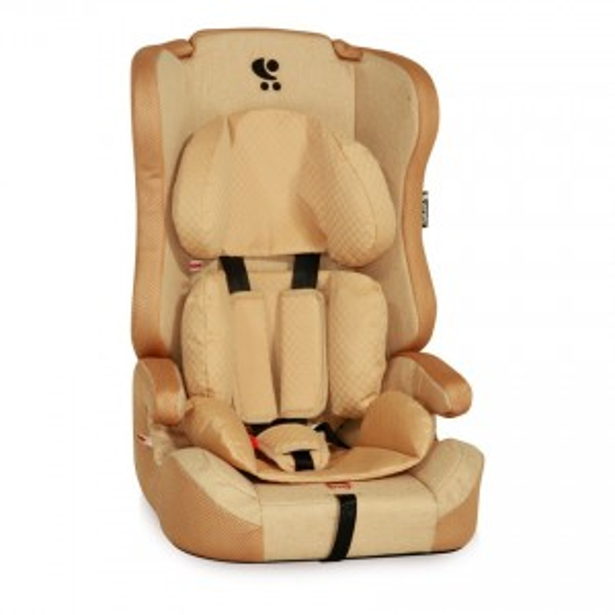 Children's Car Seat  MURATO Isofix 9-36 kg. Beige