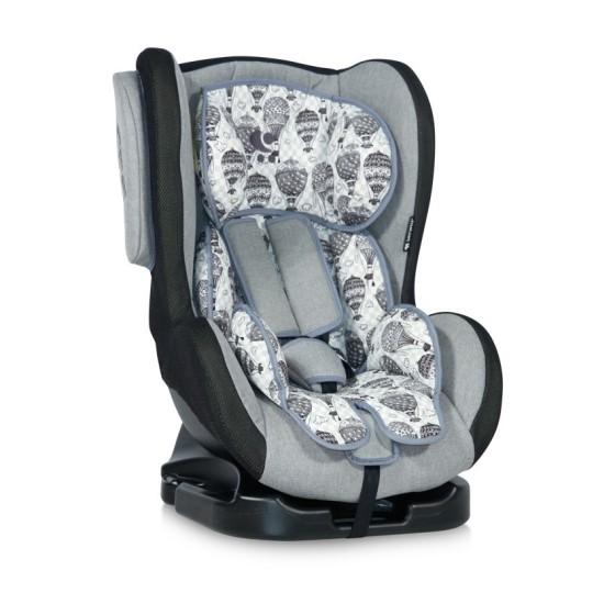 Παιδικό Καθισμα Αυτοκινήτου TOMMY+SPS Black&Grey Balloons