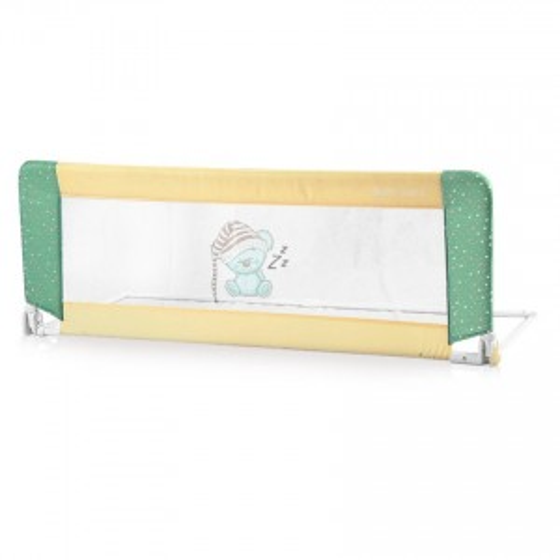 Προστατευτικό Κάγκελο Κρεβατιού  NIGHT GUARD Beige&Green Sleeping Bear