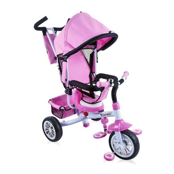 Παιδικό Τρίκυκλο Ποδήλατο B302A Pink&White