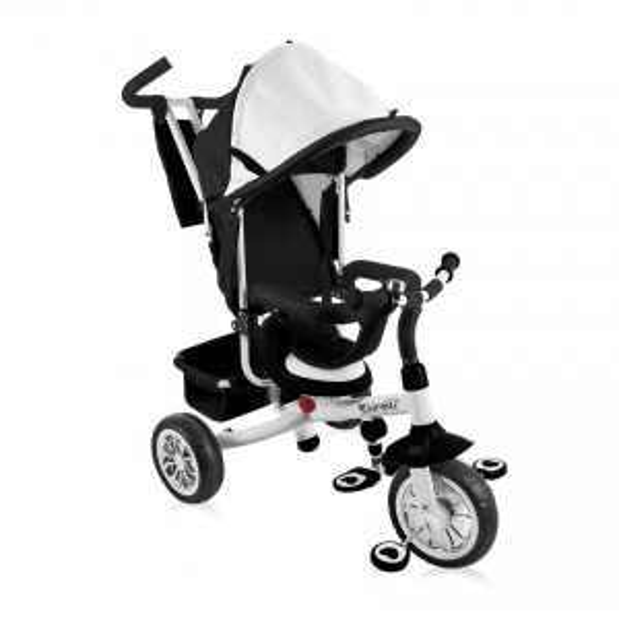 Παιδικό Τρίκυκλο Ποδήλατο B302A Black&White