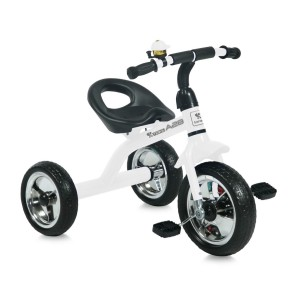 Children's Tricycle  A28  White&Black