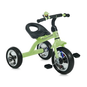 Children's Tricycle  A28  Green&Black