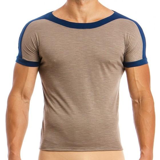 Ανδρικό Τ- shirt 01841_camel