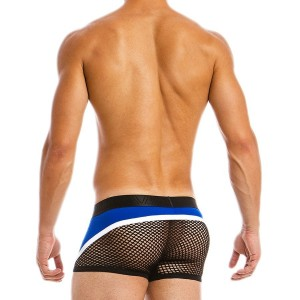 Men's boxer  05821_blue
