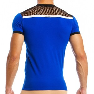 Men's T-shirt 05841_blue