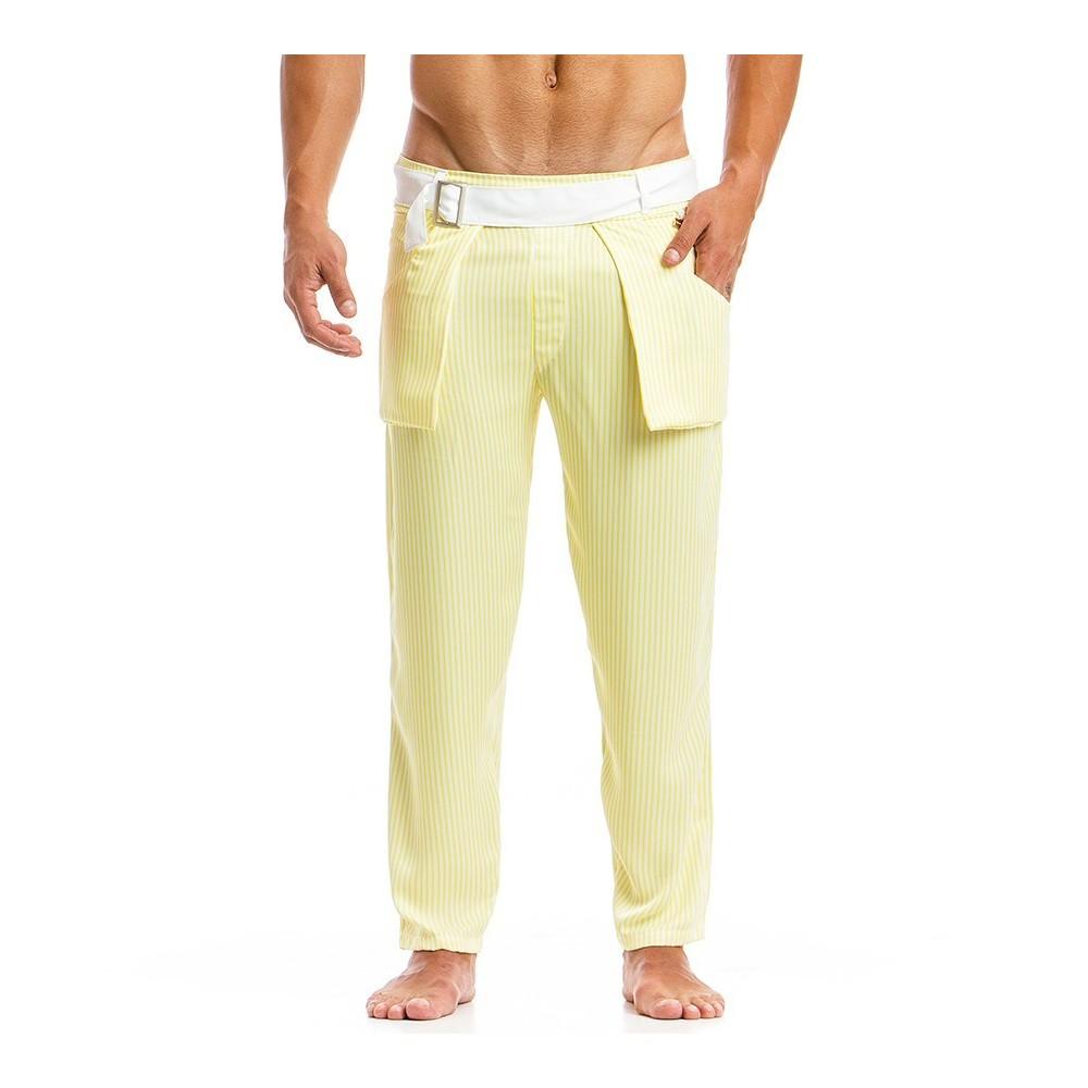 Ανδρικό Παντελόνι 06861_yellow