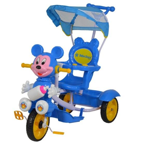 Παιδικό Τρίκυκλο Ποδήλατο Mouse Blue 610-184
