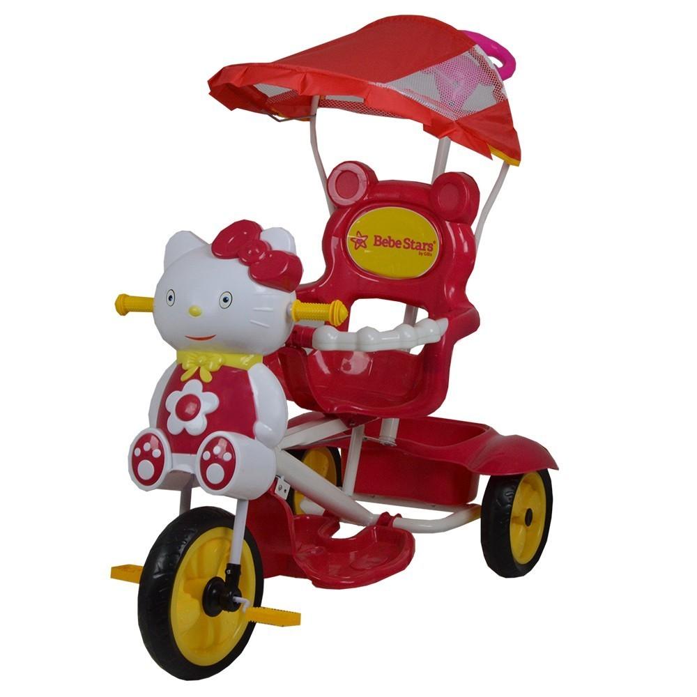 Παιδικό Τρίκυκλο Ποδήλατο Kitten 610-185