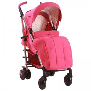 Baby Stroller Mito 182-185 Pink