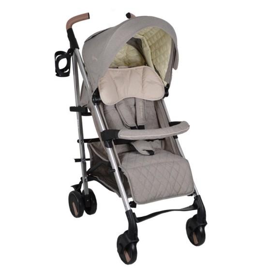Baby Stroller Mito 182-182 Beige