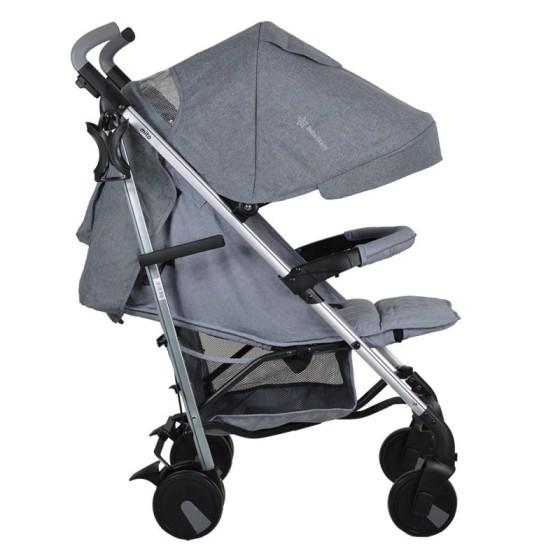 Baby Stroller  Mito 182-186 Grey