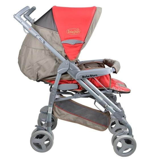 Baby Stroller  Allea Brown 300-182