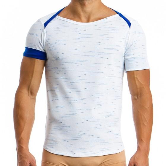 Ανδρικό Τ- shirt 07842_blue
