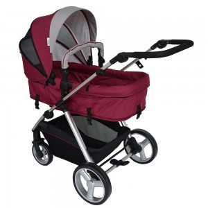 Baby Stroller  Prado 2 in 1 Purple 340-185