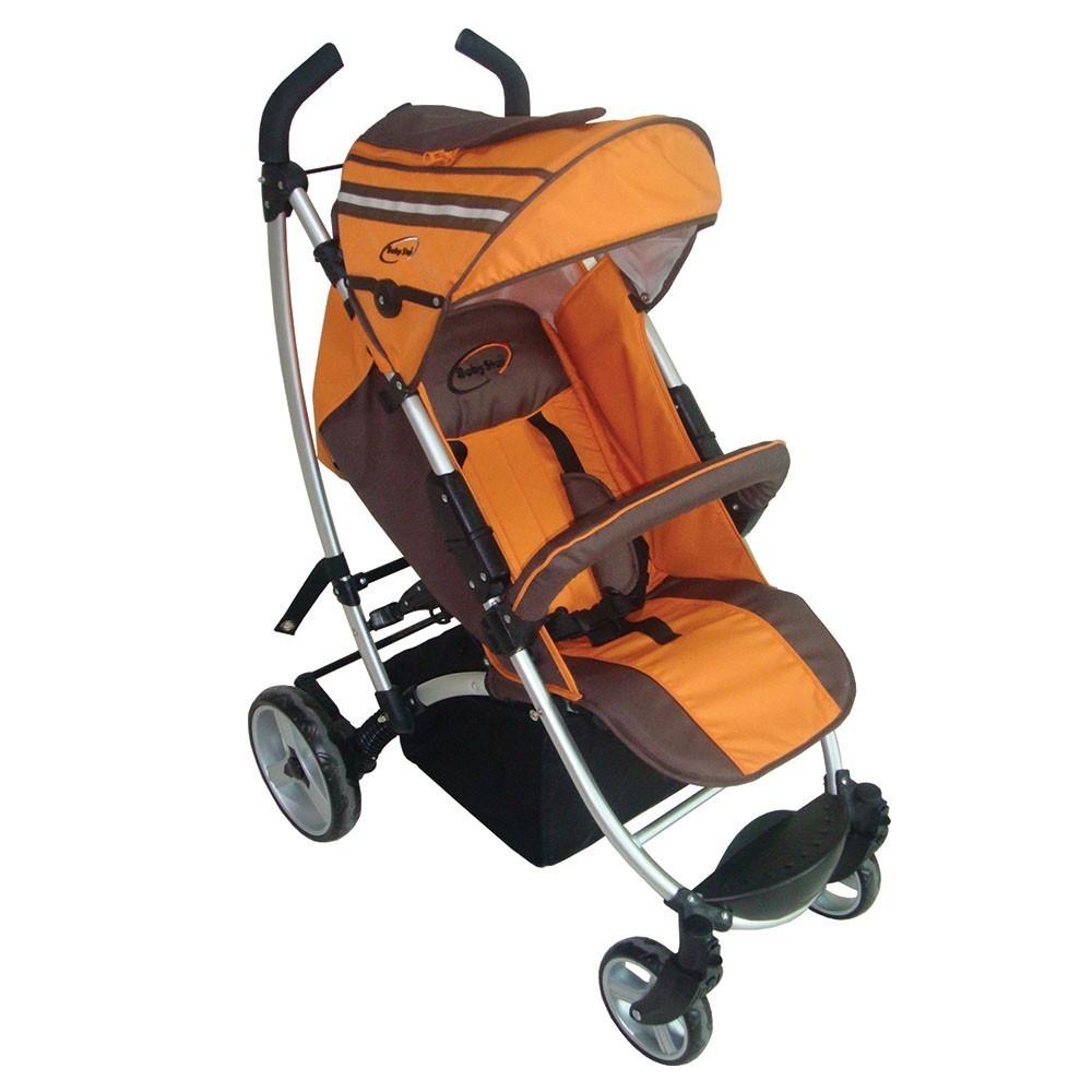 Παιδικό Καρότσι Μπαστούνι Αλουμινίου Cayenne Orange 275-171