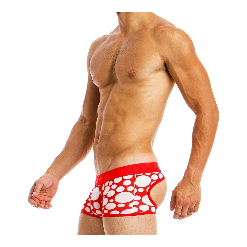 Men's bottomless 08821_red