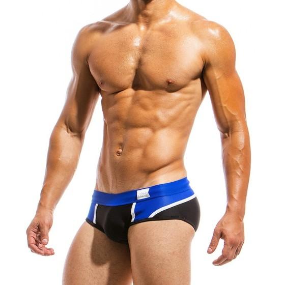 Mens swimwear brief JS1811_marine