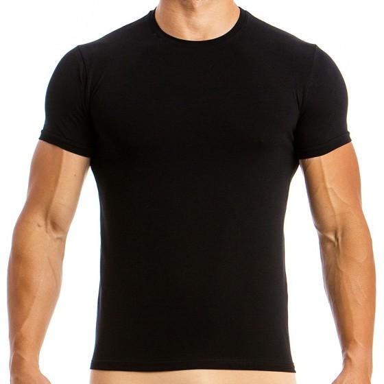 Ανδρικό T-shirt μαύρο 02841_black