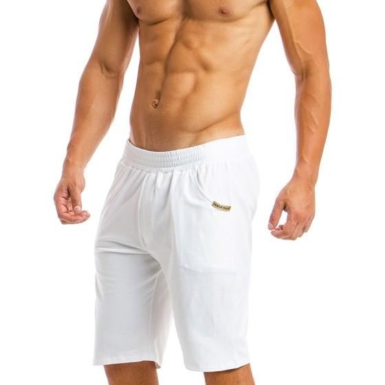 Men's shorts 02861_white