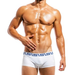 Mens swimwear DS1821_white