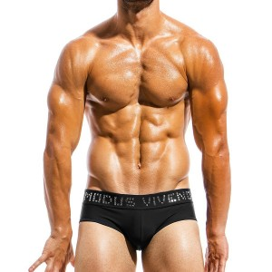 Men's swimwear brief BS1811_black