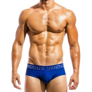 Men's swimwear brief BS1811_blue