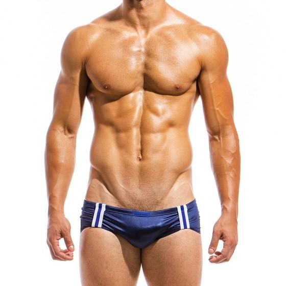 Mens swimwear boxer AS1821_marine
