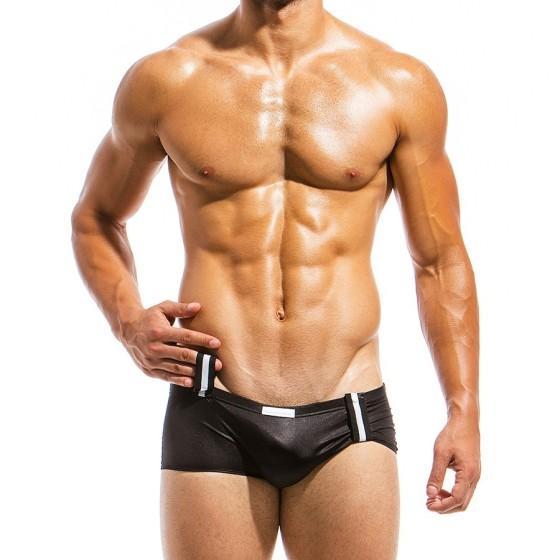 Mens swimwear boxer AS1821_black