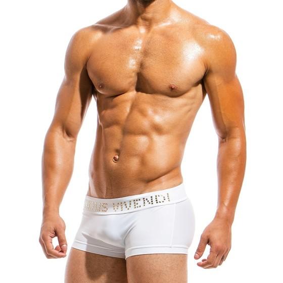 Men's swimwear boxer BS1821_white